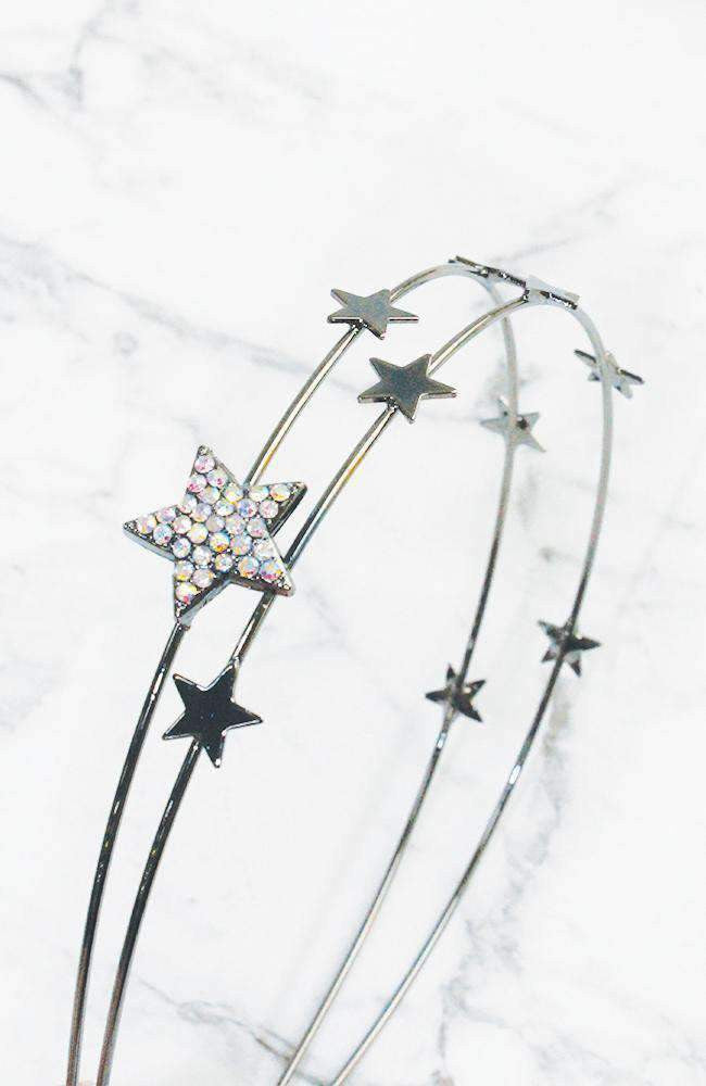 party star headband