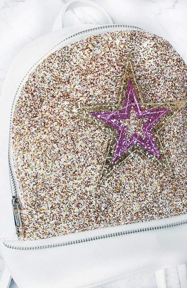 la superstar backpack