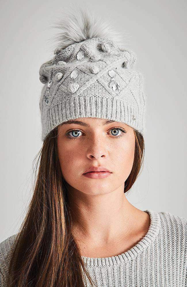 winter jewel beanie