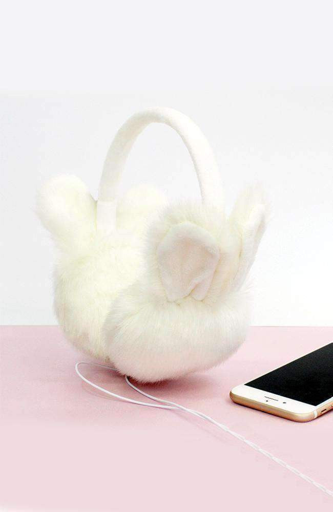 bunny headphone earmuffs