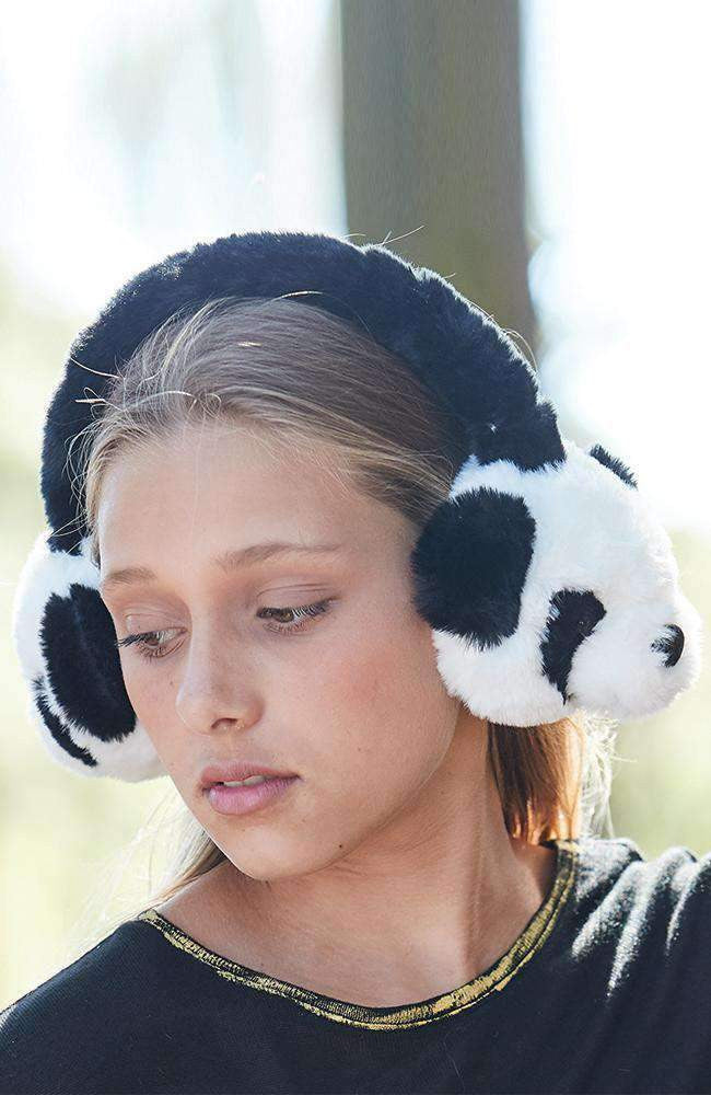 panda headphone earmuffs