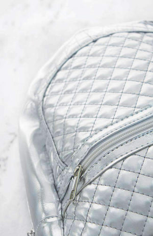 amelie quilted backpack