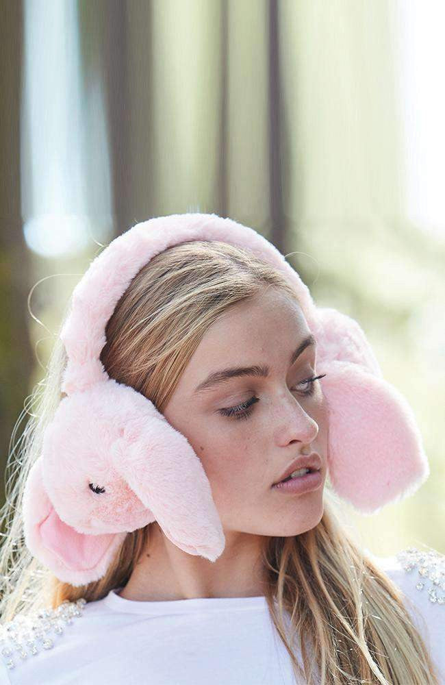 rabbit headphone earmuffs