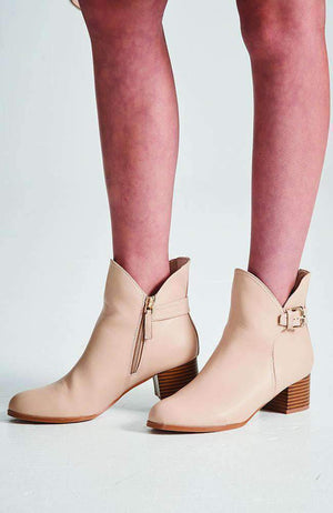 sorrento buckle boot