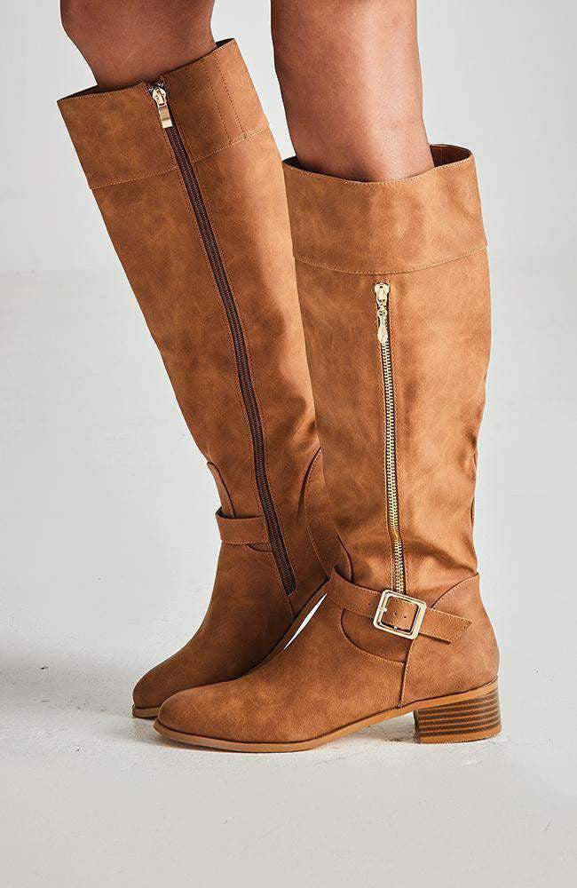 westminster buckle boot