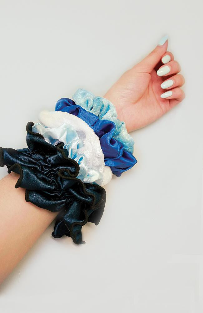 fifties scrunchie set