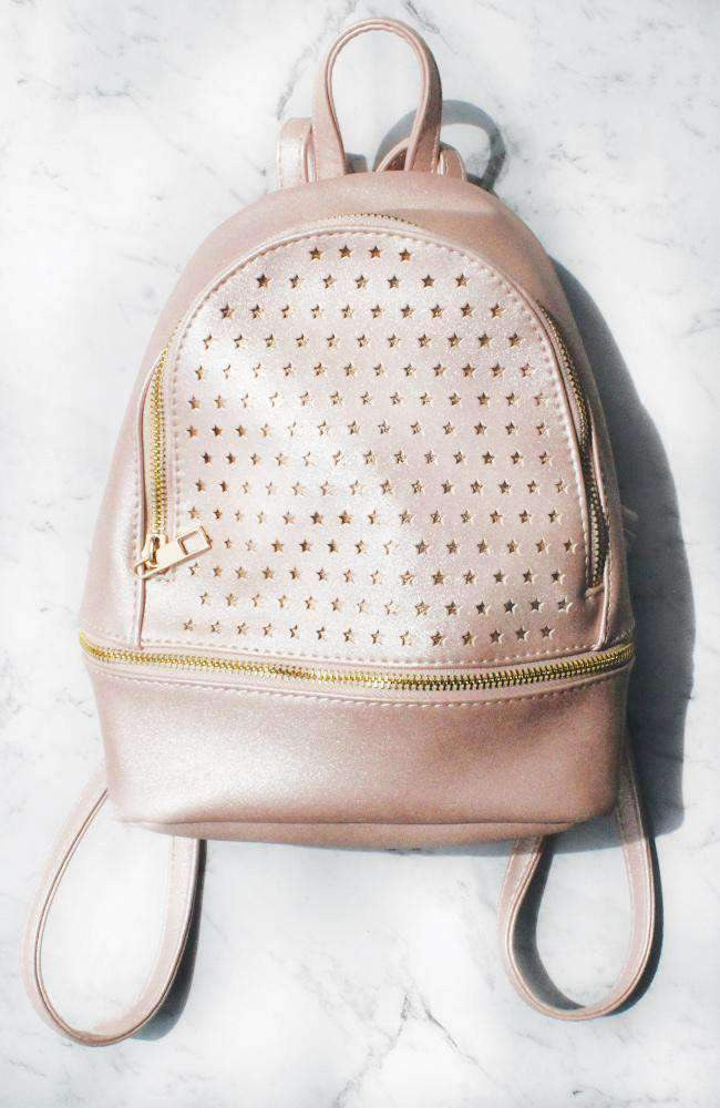 sports hearts backpack