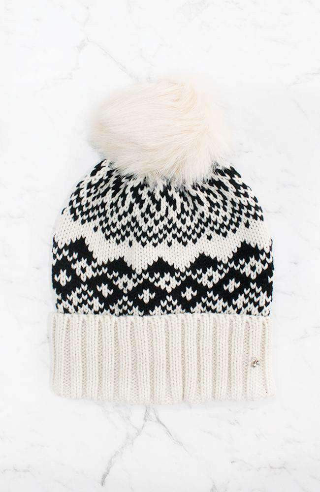 mountain mood beanie