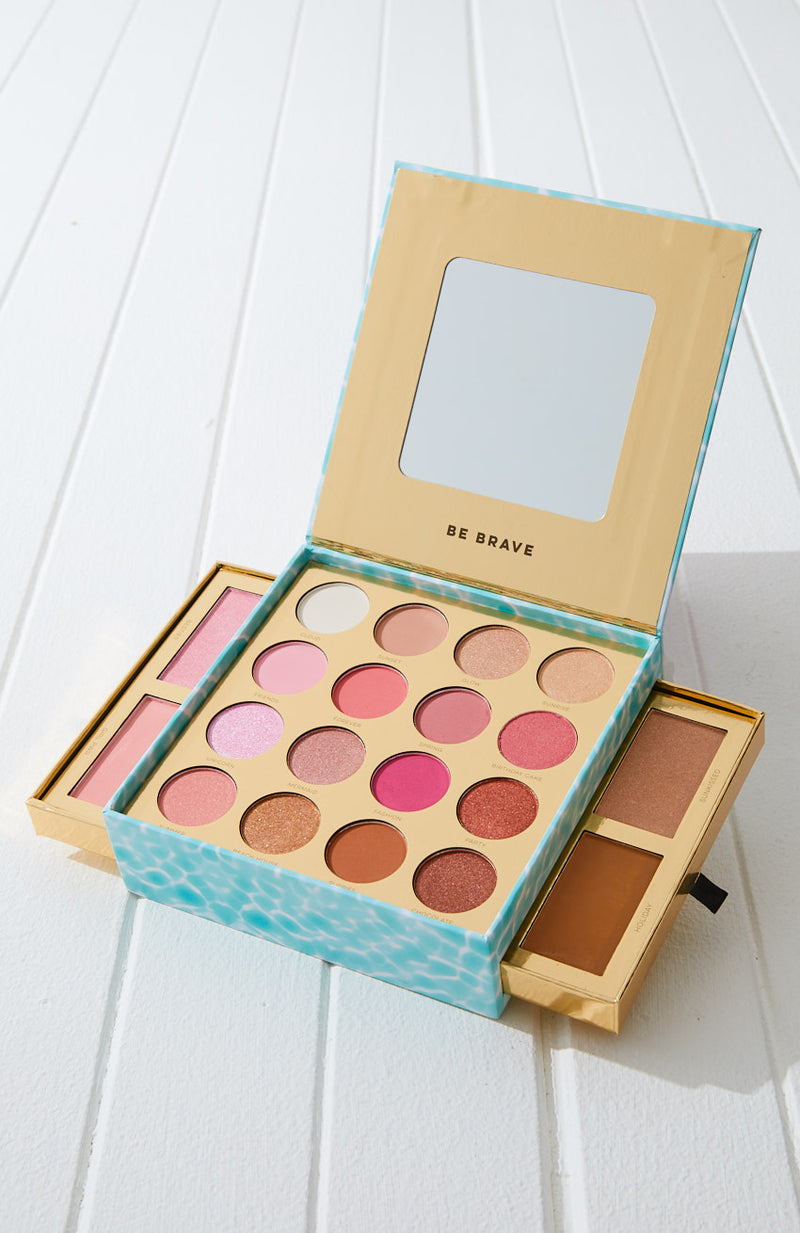 petals ultimate beauty box scented eyeshadow palette