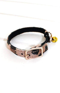 leopard cat collar
