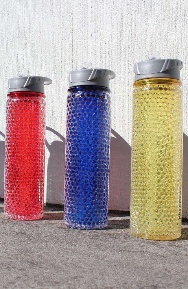 freezable drink bottle