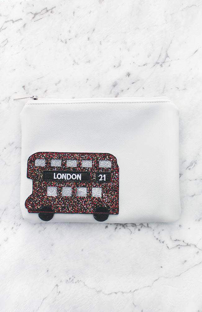 london bus pencilcase