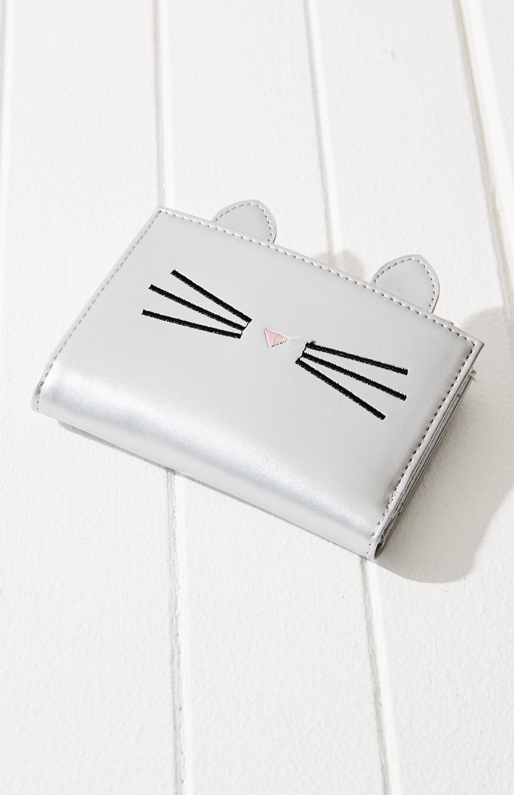 pop out kitten wallet