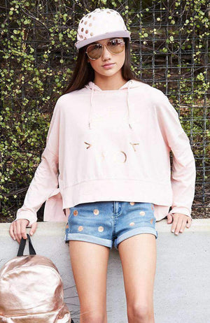 arden sweat top
