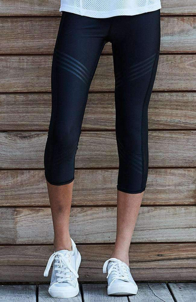 big leap 3/4 legging