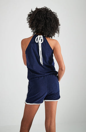 lola sweat playsuit