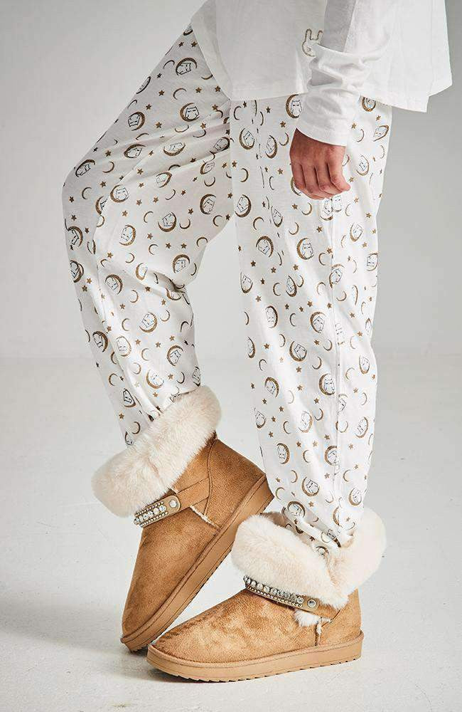 sleepy owl lounge pant