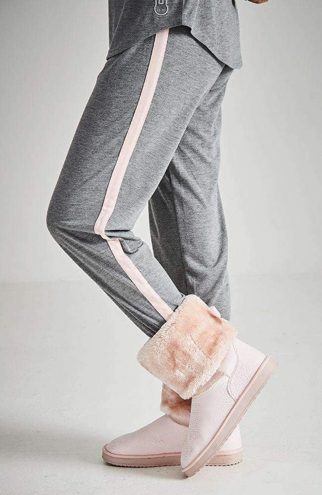 striped bunny pyjama lounge pant