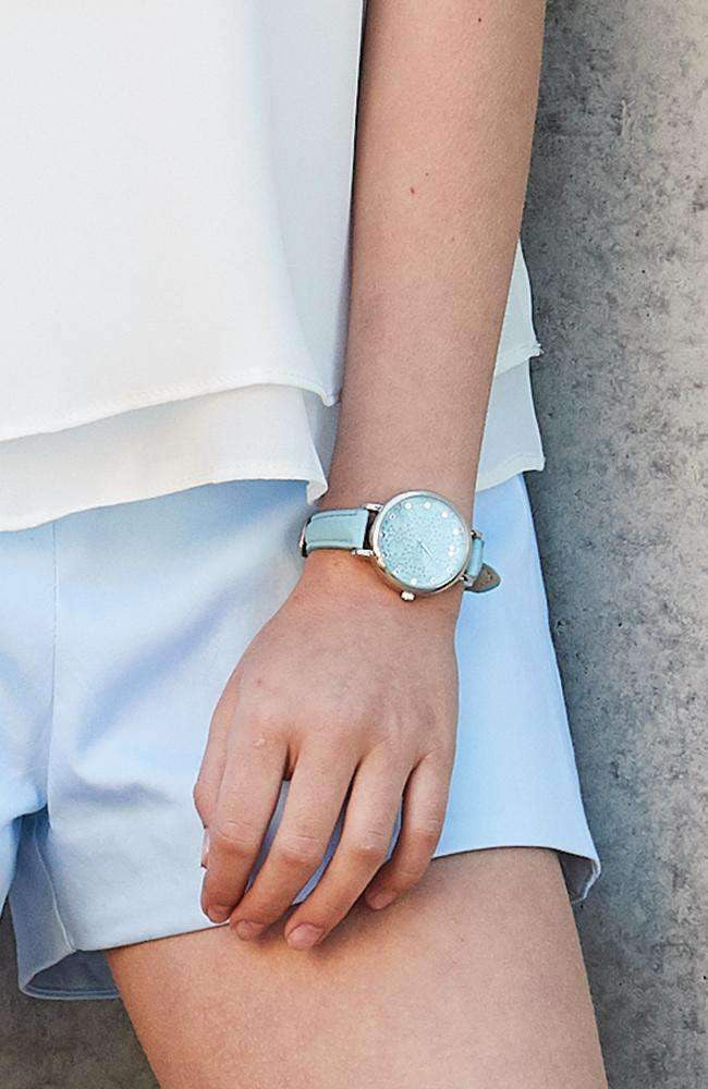chloe lace watch