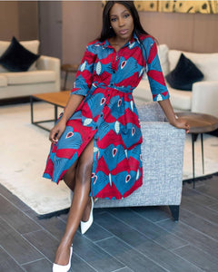 5 Online Stores that sell the most amazing African Print Clothing