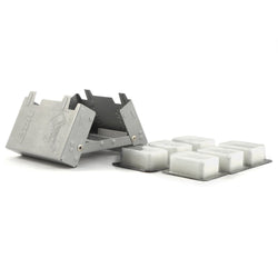 Esbit Folding Stove with Solid Fuel Tablets