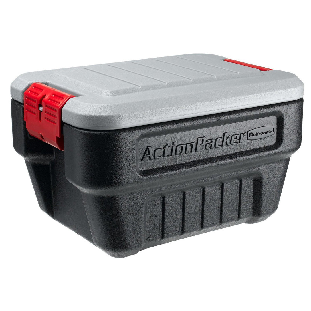Action Packer Storage Box, 8 Gallon