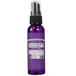 Dr. Bronner's Hand Sanitizing Spray, 2 oz