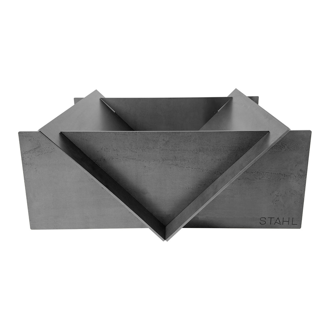 Stahl Steel Fire Pit, Large