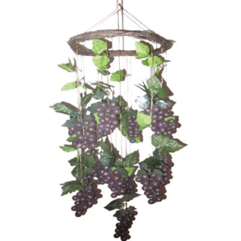 Red Grapes Chandelier