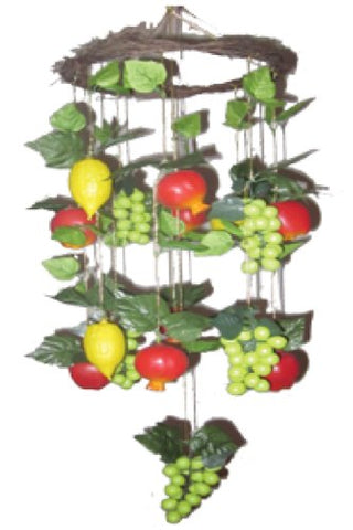 Assorted Fruits Chandelier