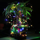 Outdoor String Lights, 4 Colors, Starry Lights