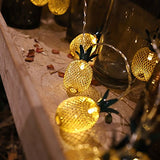Pineapple String Lights, 10'