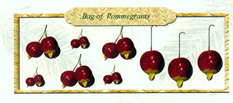 Bag of Hanging Pomegranates (Rimonim)