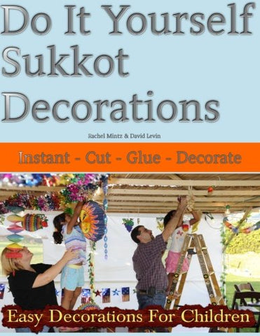 Do It Yourself Sukkot Decorations Book