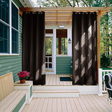 "Covered Patio Curtain Blind (52"" x 108"")"