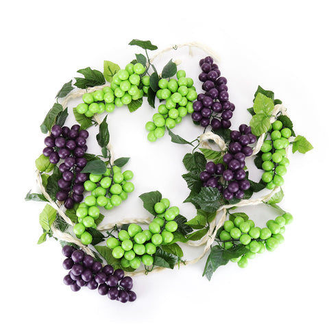 Grape Rope Garland - Sieger Sukkah