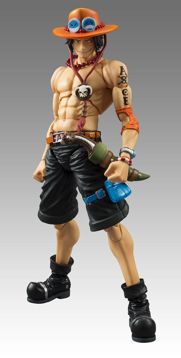 One Piece - Portgas D. Ace - Variable Action Heroes Figure Re-Release - Otaku Toy Collection LLC