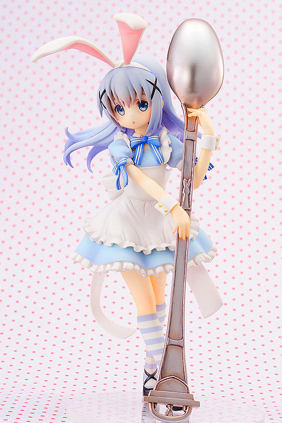 Chino Alice style 1/8 Scale Figure Is the Order a Rabbit?? - Otaku Toy Collection LLC