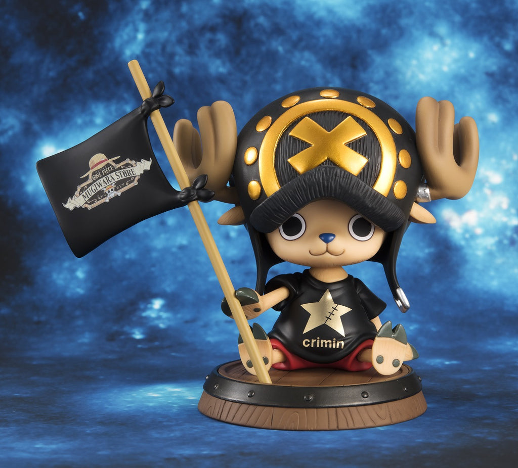 "Tony Tony Chopper Crimin Ver. Shibuya Edition Portrait of Pirates (P.O.P) ""Sailing Again"" One Piece"