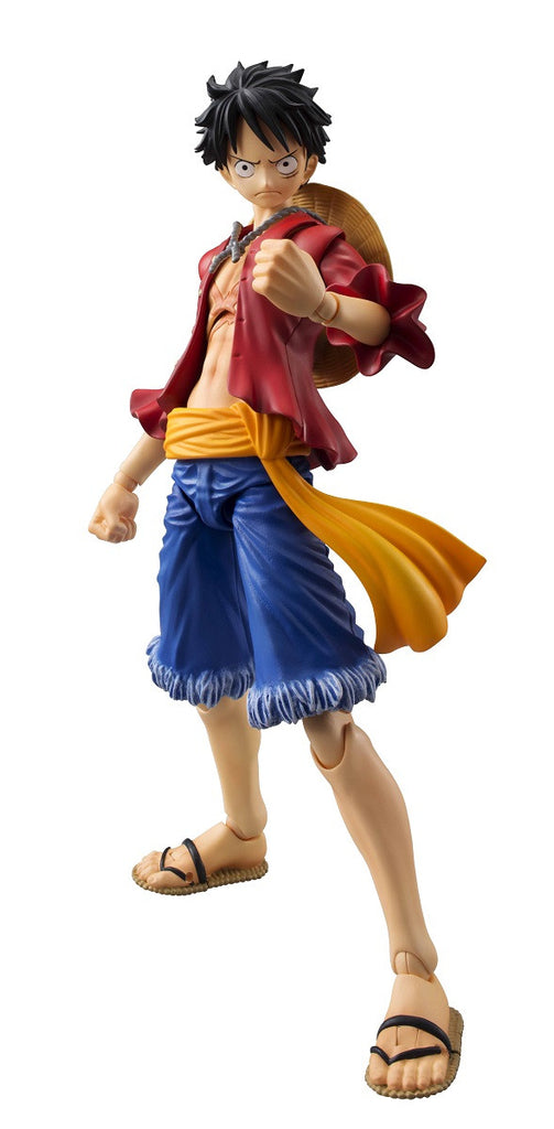 Monkey D. Luffy (re-run) Variable Action Heroes One Piece
