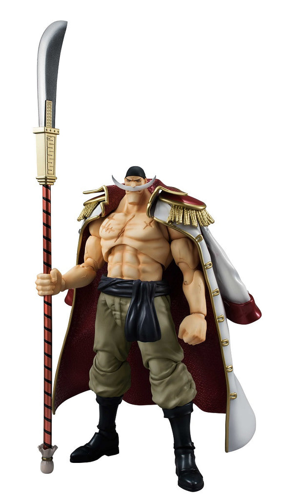 [Pre-Order] WHITE BEARD Variable Action Heroes One Piece