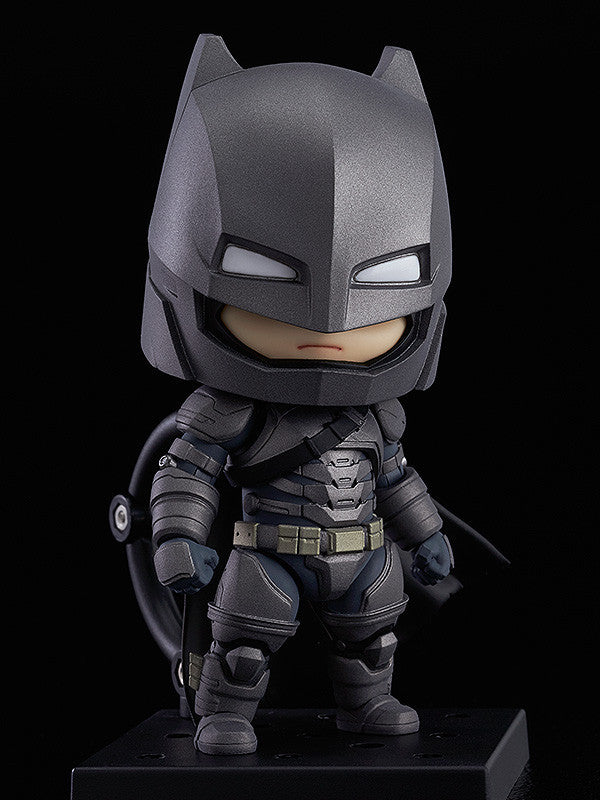 Nendoroid Batman Vs Superman Dawn of Justice Armored Batman Justice Edition - Otaku Toy Collection LLC