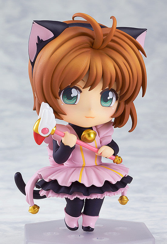 Nendoroid Co-de Cardcaptor Sakura: Sakura Kinomoto Black Cat Maid Co-de - Otaku Toy Collection LLC
