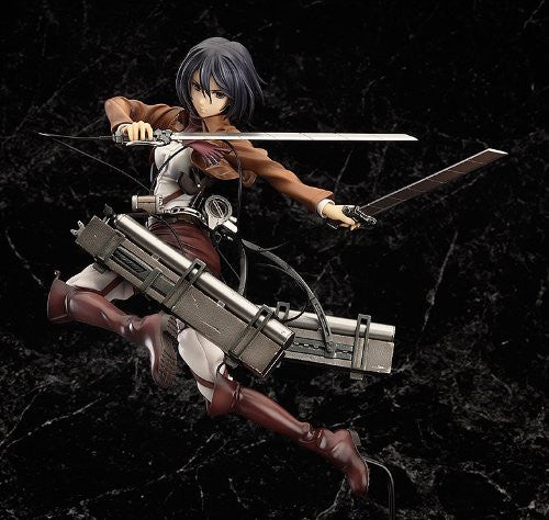 [In-Stock] Attack on Titan: Mikasa Ackerman PVC Figure 1/8 Scale