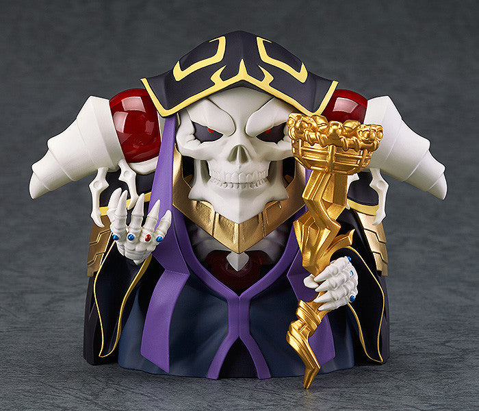 [Out of Stock] Nendoroid Overlord Ainz Ooal Gown