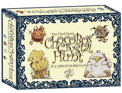 Square Enix Chocobos Crystal Hunt Card Games