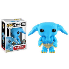 FUNKO POP! STAR WARS 160: MAX REBO Specialty Exclusive - Otaku Toy Collection LLC