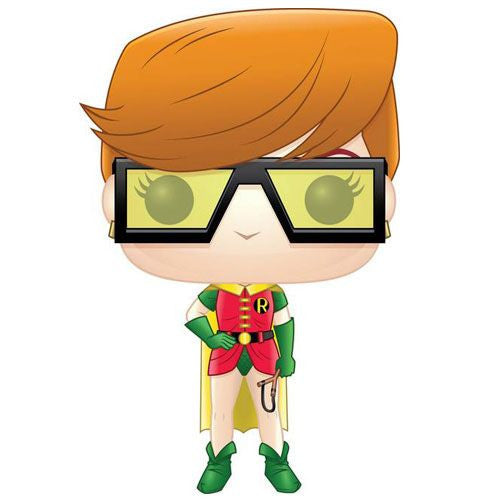 Funko Pop! DC Comics Dark Knight Returns- Carrie Kelly Robin PX Previews Exclusive