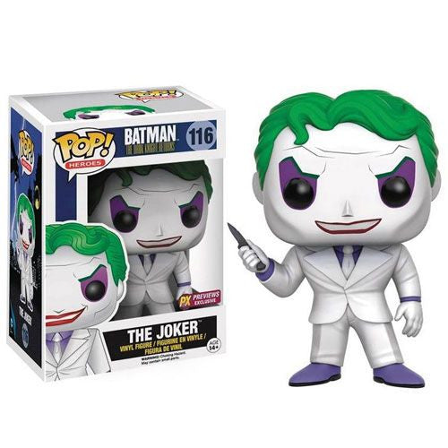 Funko Pop! DC Comics 116 Dark Knight Returns- The Joker PX Preview Exclusive - Otaku Toy Collection LLC