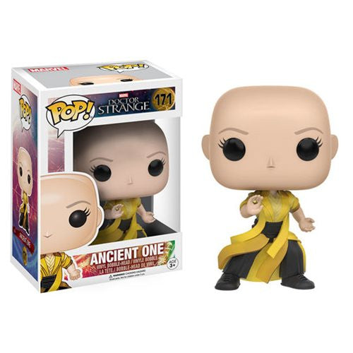 Funko Pop! Doctor Strange Movie Ancient One - Otaku Toy Collection LLC